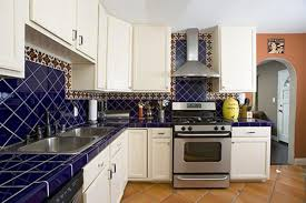 Blue Kitchen by Blue Kitchen Decor Profile Cabinet And Design Amazing Blue