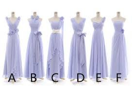 same color but different styles bridesmaid dresses simple dress