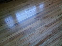 oak floor refinished with some amazing grain hardwood flooring