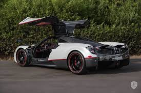 white red and carbon pagani huayra is a petrolhead u0027s wet dream