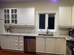 how to do kitchen backsplash how do i finish backsplash around window and crown moulding
