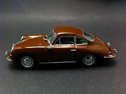 porsche 356 coupe porsche 356 c coupé 1963 brown 1 43 minichamps wap0203560h