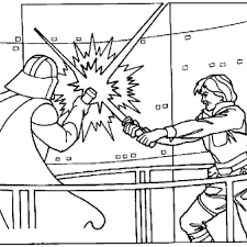 anakin skywalker give appreciation coloring pages coloring