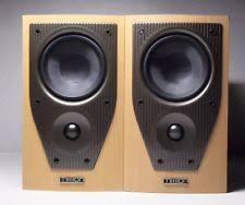 Mission 700 Bookshelf Speakers Mission Speakers Ebay