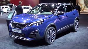 peugeot pars sport 2017 peugeot 3008 compact suv paris debut car reviews driver u0027s