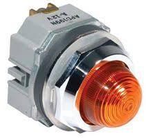 panel mount indicator lights apd199dn r 120v idec led panel mount indicator pilot light red