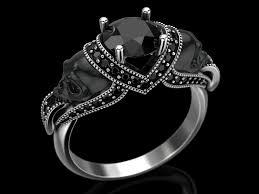 skull engagement rings 3d printable model skull engagement ring copy cgtrader