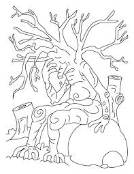 save tree save earth coloring pages download free save tree save