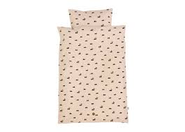 ferm living kids rabbit bedding modern kids bedding at mood
