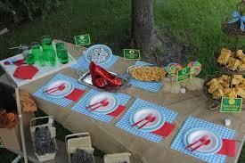 Wizard Of Oz Party Decorations Wonderful Wizard Of Oz Costumes Halloweencostumes Com