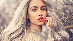 make up tips for salt and pepper hair grey hair and make up tips lookfantastic uk