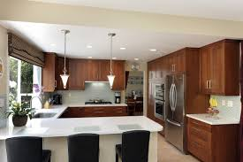 u shaped kitchens design inspirations kitchen small kitchen design full size of kitchen white polished aura quartz countertop brown varnished wooden cabinet corner wall
