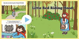 red riding hood story powerpoint powerpoint power