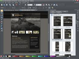 web designer magix xara web designer the best web development software
