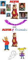 Barney And The Backyard Gang Episodes Image Alvin U0026 The Backyard Gang And Alvin U0026 Friends Png