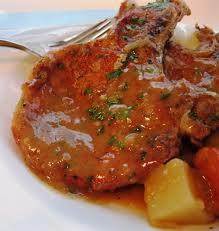 a recipe for smothered pork chops u2013 food ideas recipes