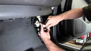 installation of a trailer wiring harness on a 2007 nissan xterra