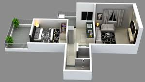Home Design For 650 Sq Ft 650 Sq Ft 1 Bhk 1t Apartment For Sale In Gt Developers Mangal