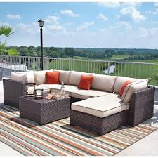 Signature Design By Ashley Renway Outdoor Sectional Set With - Outdoor sectional sofas