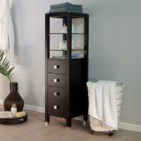 Freestanding Bathroom Storage Units Interior Cool Freestanding Bathroom Storage Furniture For Your