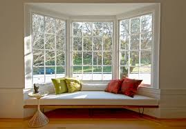Kitchen Window Seat Ideas Home Stories A To Z - Dining room with bay window