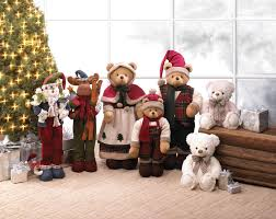 bear decorations for home christmas decorations u2013 holiday family bear décor for your home