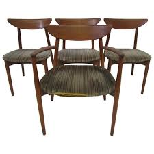 Mid Century Modern Dining Chairs Vintage Comfortable Mid Century Modern Chair Baumritter With Cozy