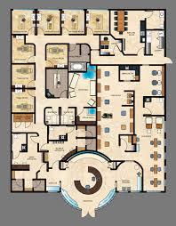 spa floor plan akioz com