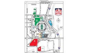 Ticketmaster Floor Plan Tickets Parking Denver Broncos Denver Co At Ticketmaster