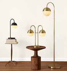 glass light sparkle lamp white base table lamps blue mercury glass