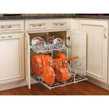 Cabinet Organizers For Kitchen Pots Winsome Kitchen Cabinet Organizers Pots And Pans Under