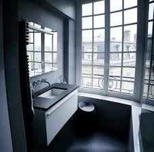 Bathroom Wall Colors Ideas by Enchanting 20 Black White And Blue Bathroom Ideas Decorating