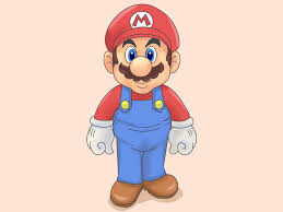 draw mario luigi pictures wikihow