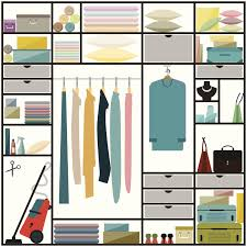 How To Purge Your Closet by How To Declutter Your Closets In 31 Days Or Less