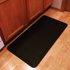 Cushioned Kitchen Floor Mats Affordable And Stylish Floor Mats For Kitchen Areas Buungi Com