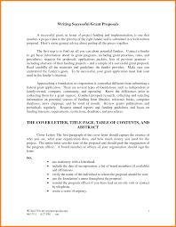 cover letter for grants grant cover letter sample best cover