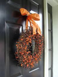 halloween wreaths diy 57 halloween door garland decor the best 35 front door decors for