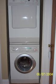 Apartment Size Appliances Stackable Washer Dryer Amazing Standard Washer Dryer Closet