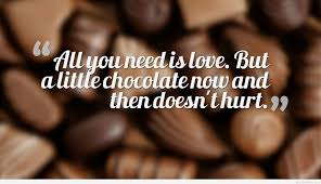 chocolate s day chocolate day quotes for boyfriend quotesta