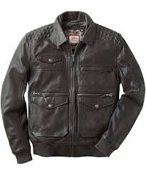 in the detail leather jacket men coats and jackets