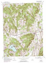 Lake Placid New York Map by Hillsdale Topographic Map Ny Usgs Topo Quad 42073b5