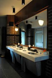 Commercial Bathroom Home Design Wonderful U Trends Modern Public Restroom Ideas