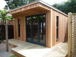 garden offices u2013 working from your shed inspirationfeed