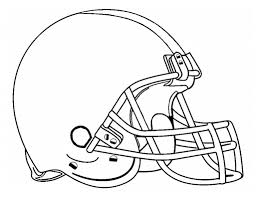 download coloring pages football helmet pages with page eson me