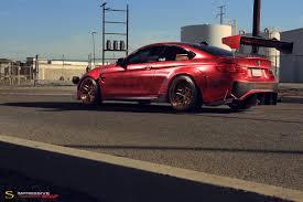 red bmw m4 liberty walk bmw m4 forged sv63 l savini wheels savini wheels