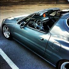 honda crx del sol so have to get another little loves
