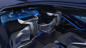 real futuristic cars this chevrolet fnr concept car is science fiction made real