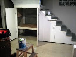under stairs cupboard storage ideas basement organization photo 60