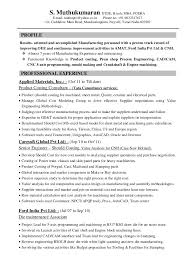 Automotive Resume Examples by Automotive Engineer Sample Resume 4 Download Automobile Resume