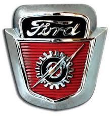 new emblem 1953 1954 1955 1956 ford truck f100 f600